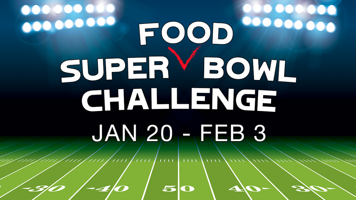 Super Food Bowl Challenge