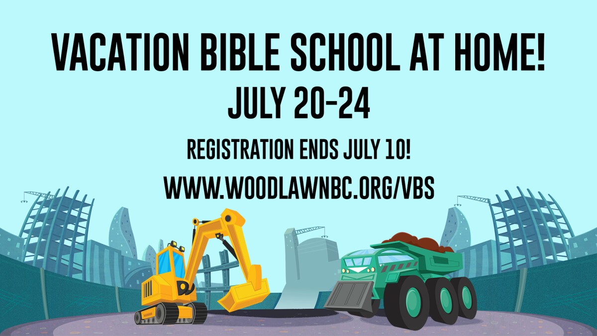 Vacation Bible School at Home
