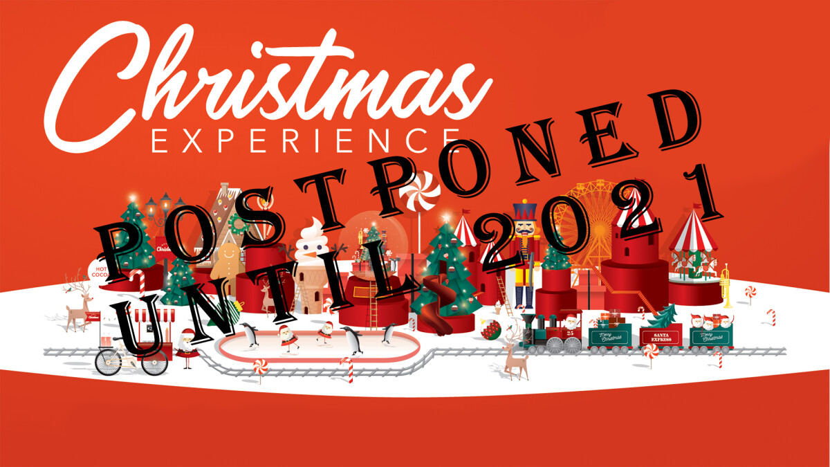 Christmas Experience 2020- Postponed