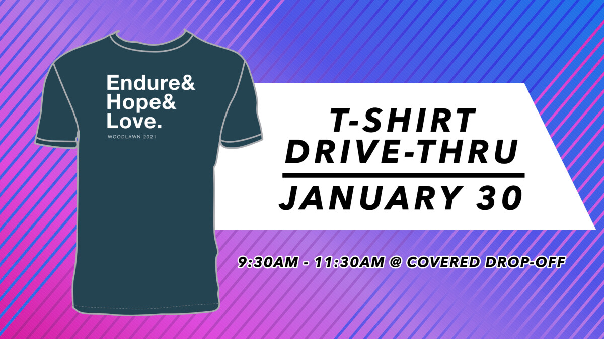 T-Shirt Drive Through