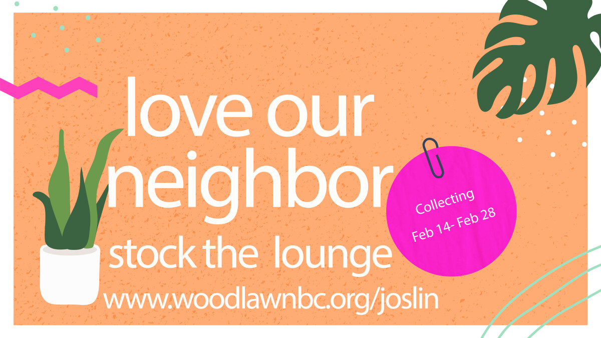Joslin Stock the Lounge